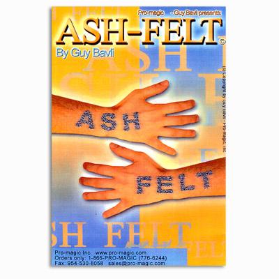 Ash-felt Trick Guy Bavli