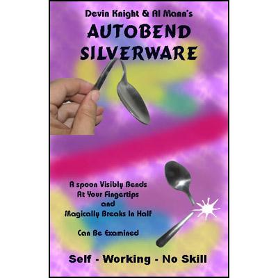 Autobend Silverware - Devin Knight y Al Mann