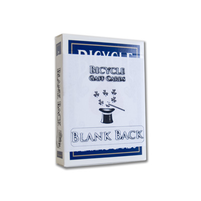 Cartas con Respaldo Blanco Bicycle