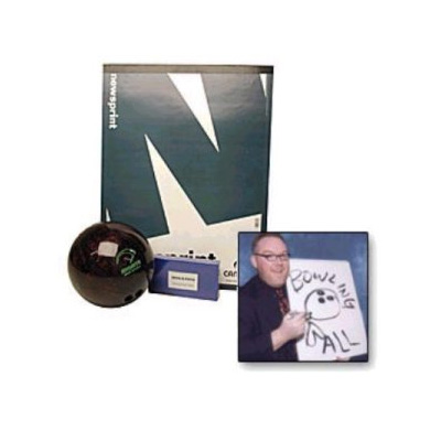 Bowl A Rama Kevin James with DVD instructions - Trick