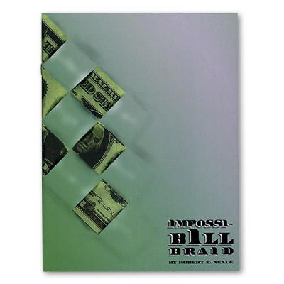 Impossi-Bill Braid (con DVD) - Robert Neale - Libro de Magia
