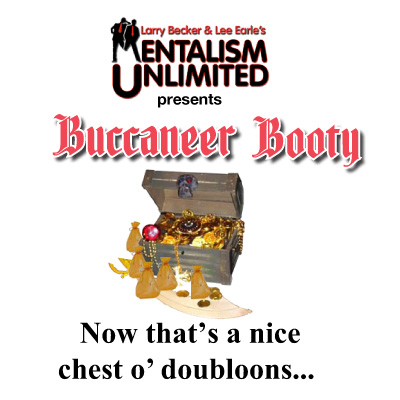 Buccaneer Booty by Larry Becker and Lee Earle - Trick