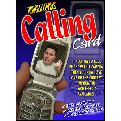 Calling Card - Rodger Lovins