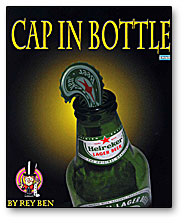 Cap in Bottle Rey Ben