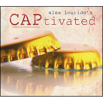 CAPtivated (EURO) by Alex Lourido -Trick