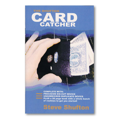 Card Catcher - Steve Shufton