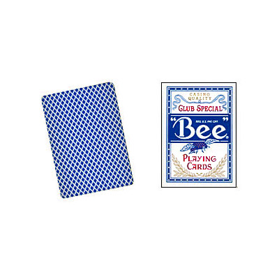 Cartas Bee - Poker - Azul