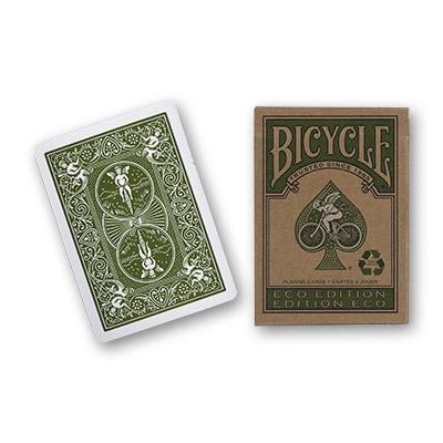 Cartas Bicycle - Eco Edition USPCC
