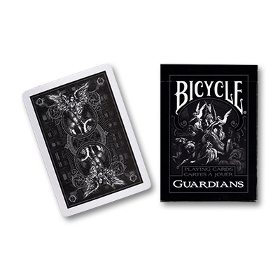 Cartas Bicycle - Guardian USPCC