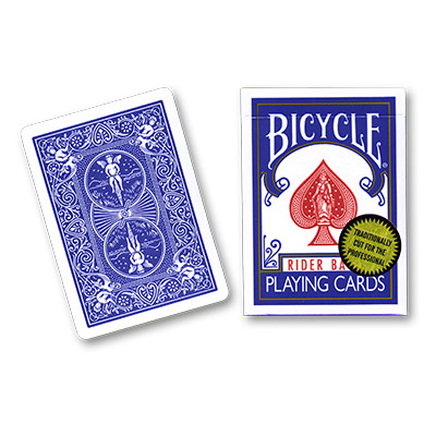 Cartas Bicycle - Playing Cards (Gold Standard) - Azul - Richard Turner