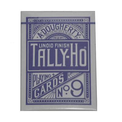 Cartas Tally-Ho (Circulos Azules)