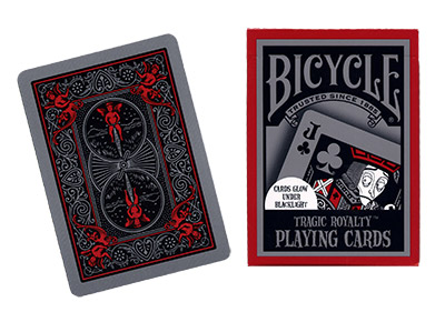 Cartas Bicycle - Tragic Royalty USPCC