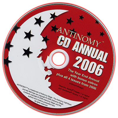 CD Antinomy Annual Year 2 (2006)