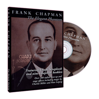 Frank Chapman: The Elegant Phantom CD