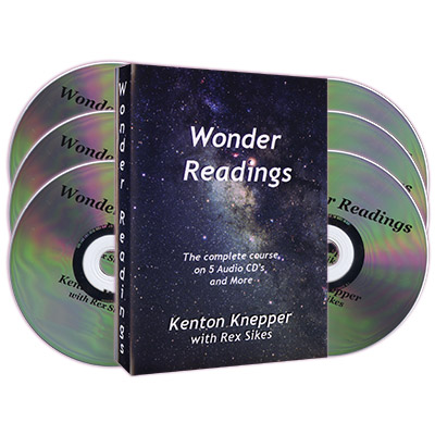 Wonder Readings (6 CD Set) - Kenton Knepper with Rex Sikes