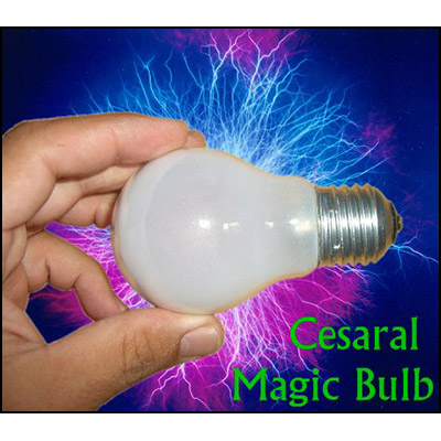 Cesaral Magic Bulb by Cesar Alonso (Cesaral Magic) - Trick