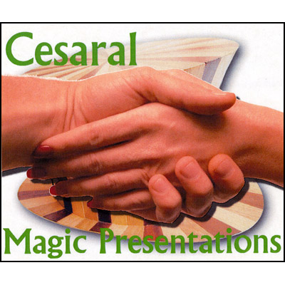 Cesaral Magic Presentations - Cesar Alonso