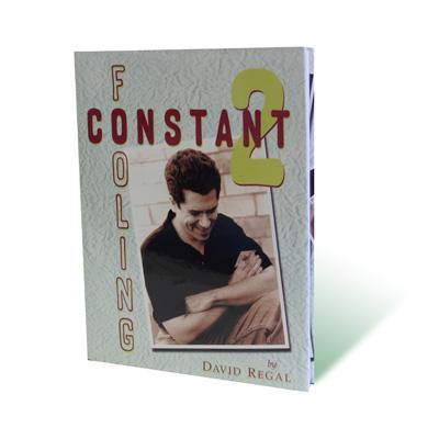 Constant Fooling # 2 - David Regal - Libro de Magia