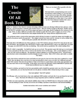 Cousin Of All Book Tests Flyer Thumbnail