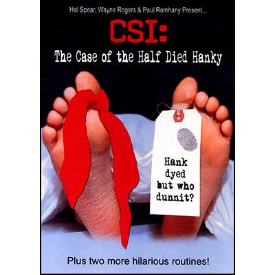 CSI - Hal Spear, Wayne Rogers, & Paul Romhany