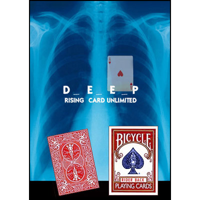 DEEP - Rising Card Unlimited (Red Bicycle) - Trick