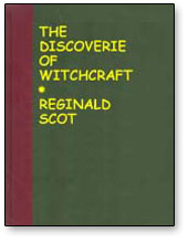 Discoverie of Witchcraft - Libro de Magia