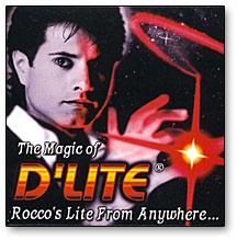 D Lite Rojo - Individual - Rocco