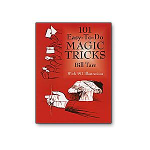 101 Trucos de Magia Faciles de Hacer - Bill Tarr - Libro de Magia