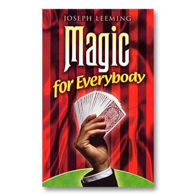 Trucos de Magia para Todos - Joseph Leeming - Libro de Magia