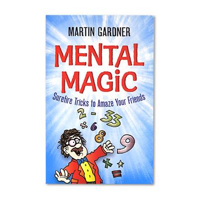 Trucos de Magia de mentalismo - Martin Gardner - Libro de Magia
