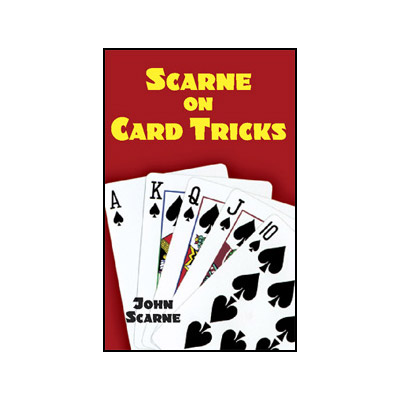 Scarne on Card Tricks book Dover