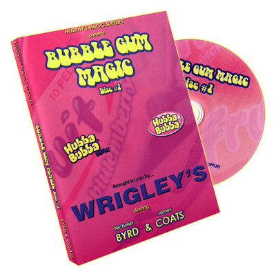 Bubble Gum Magic - James Coats & Nicholas Byrd # 1