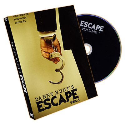 Escape Vol. 1 - Danny Hunt - DVD