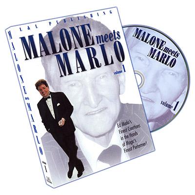 Malone Meets Marlo # 1 - Bill Malone