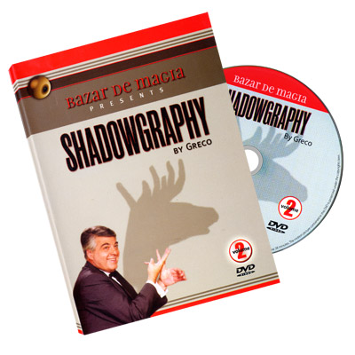 Shadowgraphy Vol. 2 DVD - Carlos Greco