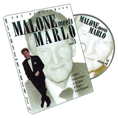 Malone Meets Marlo # 3 - Bill Malone
