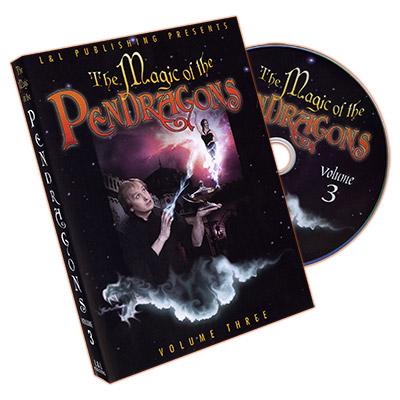 Trucos de Magia de Pendragons # 3 - Charlotte & Jonathan Pendragon & L&L Publishing