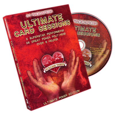 Ultimate Card Sessions - Vol. 3 - Ultimate Poker Edition