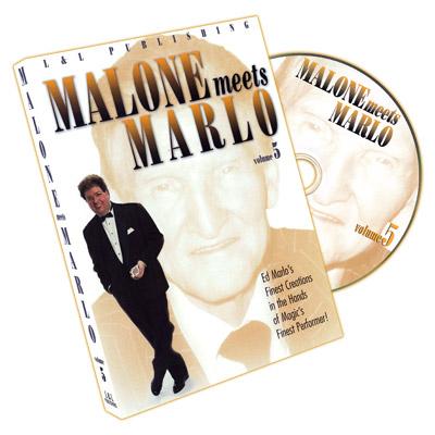 Malone Meets Marlo # 5 - Bill Malone