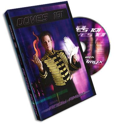 101 Trucos de Magia con Palomas - Andy Amyx - DVD