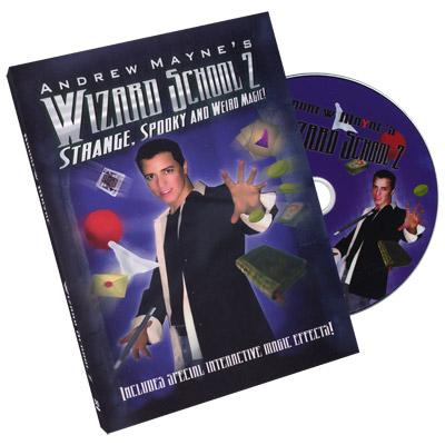 Wizard School 2 - Andrew Mayne