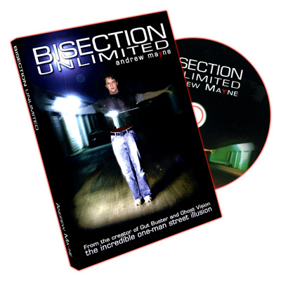 Bisection - Andrew Mayne - DVD