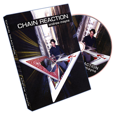 Chain Reaction - Andrew Mayne - DVD