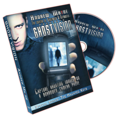 Ghost Vision - Andrew Mayne