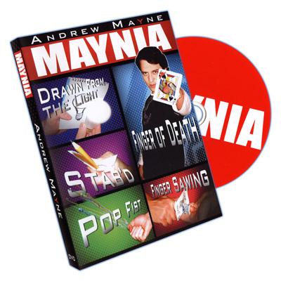 Maynia - Andrew Mayne