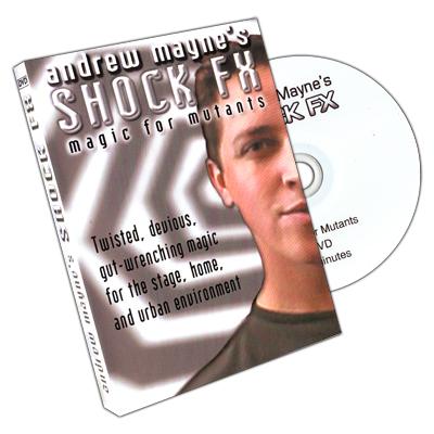 Shock FX - Andrew Mayne -DVD