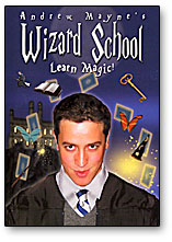 Escuela de Magia - Wizard School - Andrew Mayne