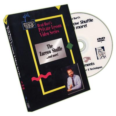 Zarrow Shuffle & More - Brad Burt