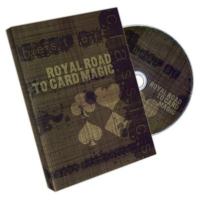 Los Mejores Trucos de Magia de Royal Road To Card Magic - Jason Greenamyer