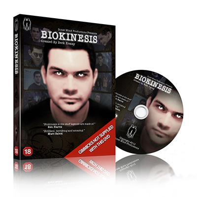 BioKinesis (SOLO DVD) - Berk Eratay & Inner Mind Productions
